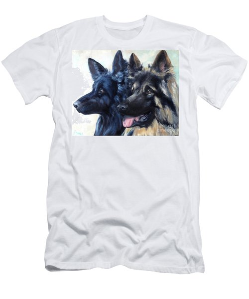 Jake And Shiloh Men's T-Shirt (Athletic Fit)
