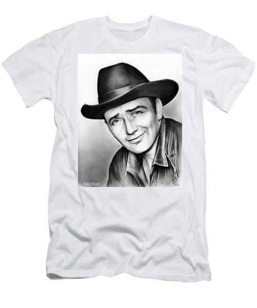 James Drury Men's T-Shirt (Athletic Fit)