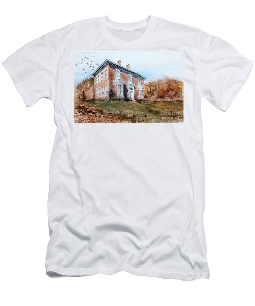 James Mcleaster House Men's T-Shirt (Athletic Fit)