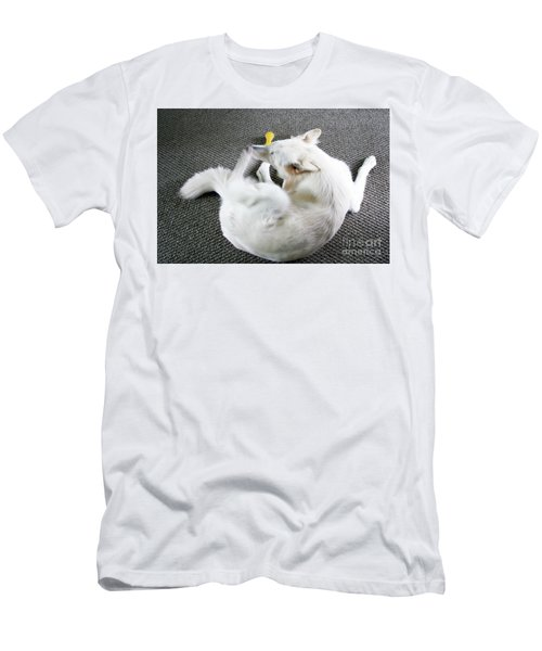 Janie Is A Painey Men's T-Shirt (Athletic Fit)