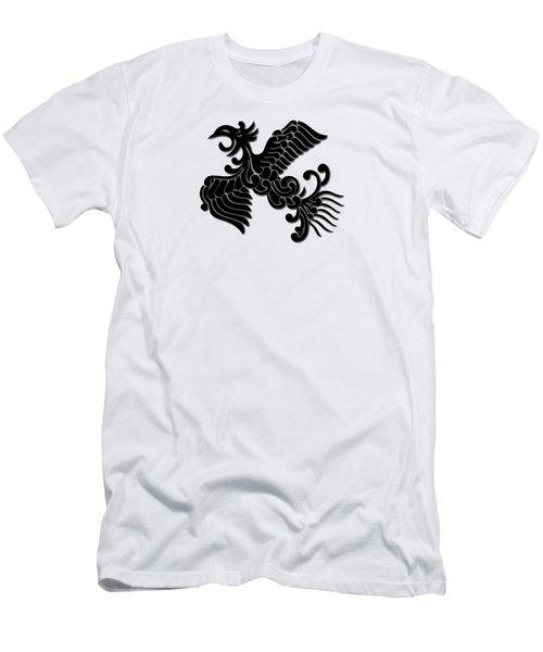 Phoenix Tee Shirt 3 Men's T-Shirt (Slim Fit) by Nathan Beardsley