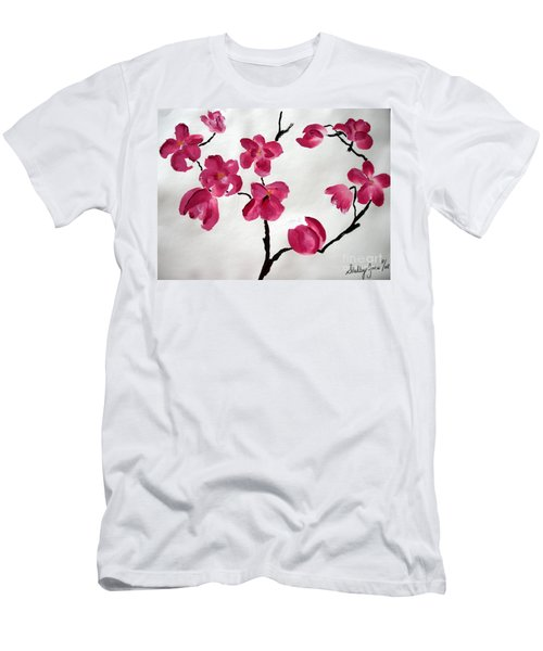 Japanese Tree Men's T-Shirt (Athletic Fit)