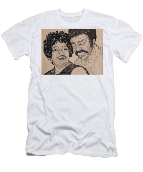 Jb  Wg Portrait Men's T-Shirt (Athletic Fit)