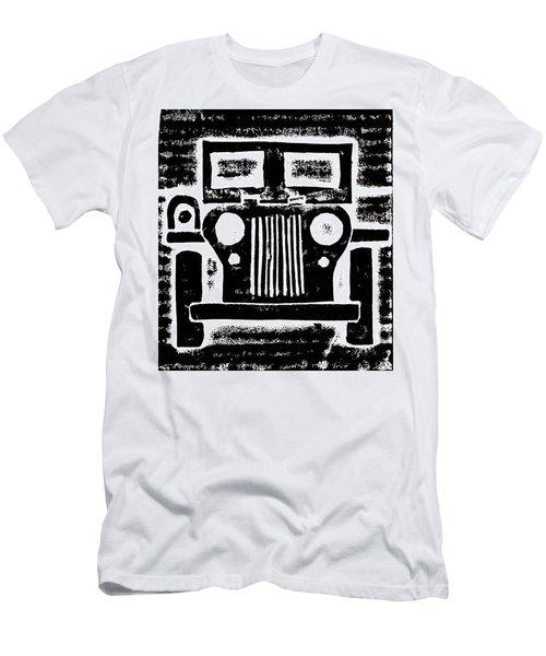 Jeep Men's T-Shirt (Athletic Fit)