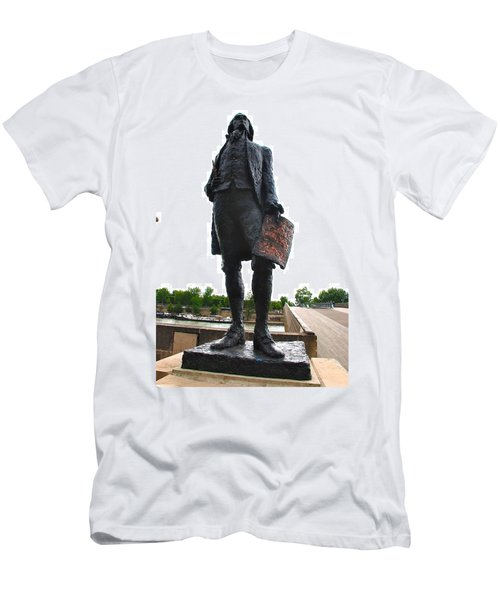 Jefferson In Paris Men's T-Shirt (Athletic Fit)