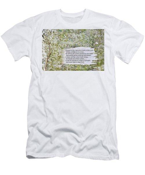Jeremiah 17 Men's T-Shirt (Athletic Fit)