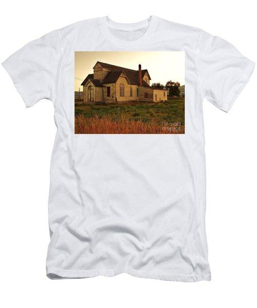 Jesus Wept Men's T-Shirt (Athletic Fit)
