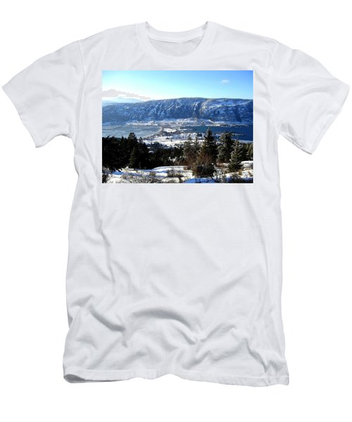 Jewel Of The Okanagan Men's T-Shirt (Athletic Fit)