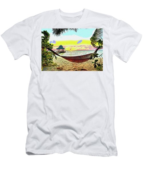 Jimmy Buffett's Margaritaville Men's T-Shirt (Slim Fit)