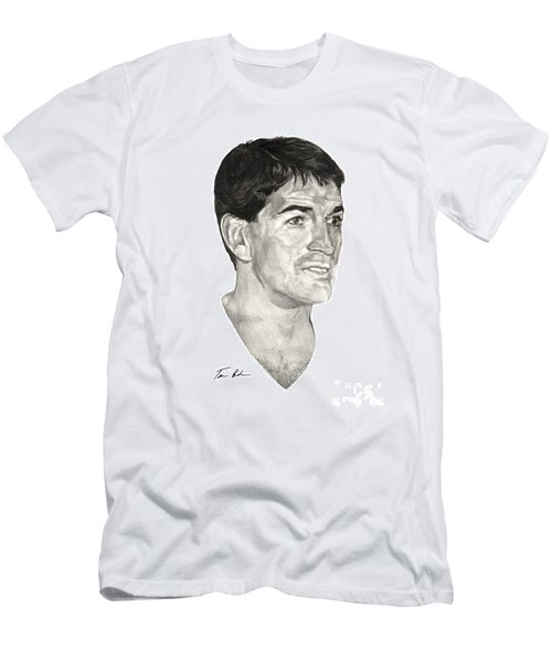 John Stockton Men's T-Shirt (Athletic Fit)
