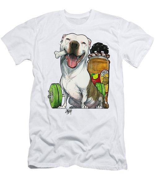Johnson 18-1009 Men's T-Shirt (Athletic Fit)