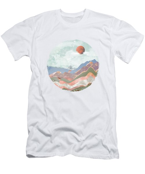Journey To The Clouds Men's T-Shirt (Slim Fit) by Katherine Smit