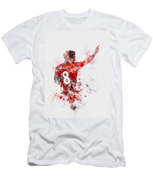 Juan Mata Men's T-Shirt (Athletic Fit)