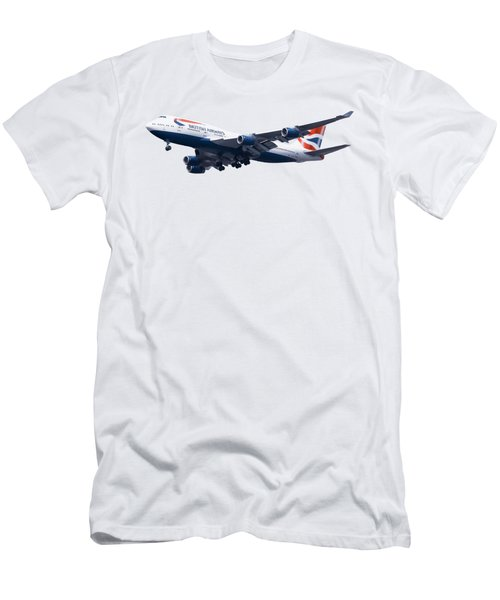 Jumbo Jet Men's T-Shirt (Athletic Fit)