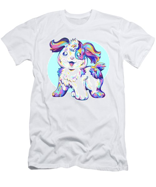 Jumped Through A Rainbow Men's T-Shirt (Athletic Fit)
