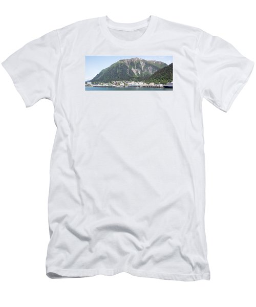 Juneau Panorama Men's T-Shirt (Athletic Fit)