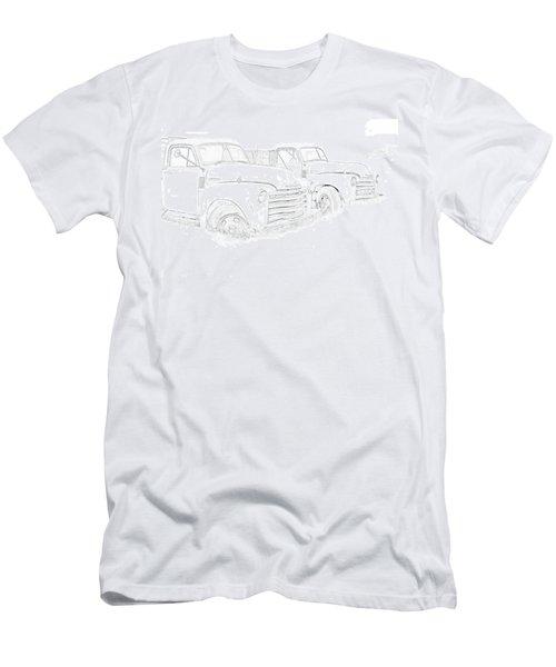 Junkyard Finds Men's T-Shirt (Athletic Fit)