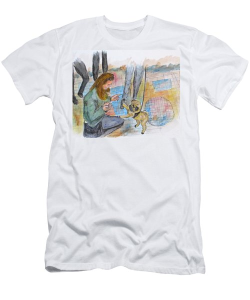Just One More Men's T-Shirt (Slim Fit)
