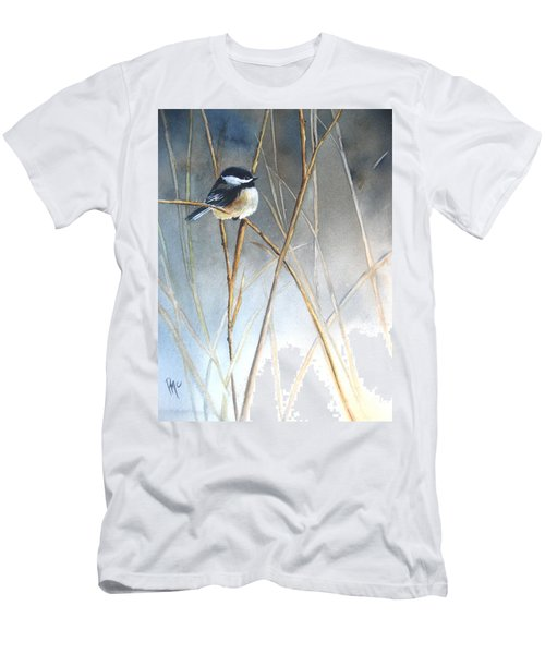 Just Thinking Men's T-Shirt (Athletic Fit)