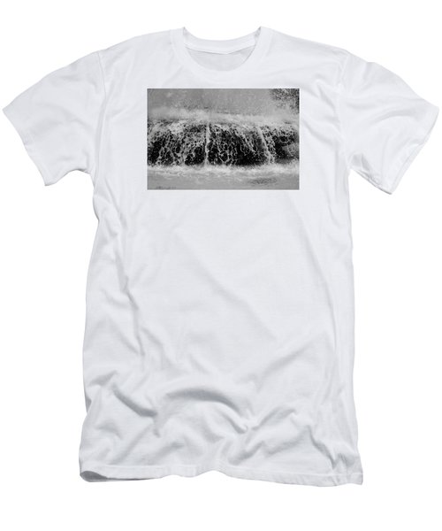 Just Water Men's T-Shirt (Slim Fit) by Dorin Adrian Berbier