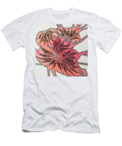 Just Wing It Men's T-Shirt (Athletic Fit)