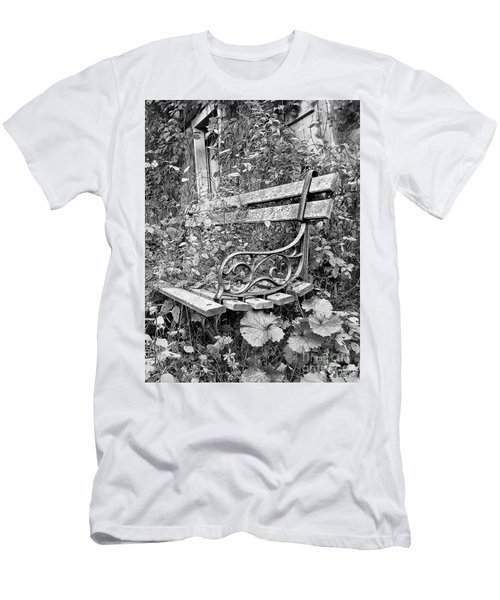 Just Yesterday Men's T-Shirt (Slim Fit) by Tom Cameron