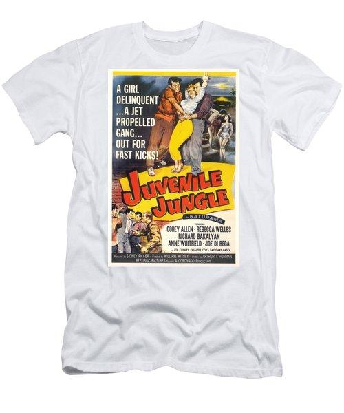 Juvenile Jungle Men's T-Shirt (Athletic Fit)