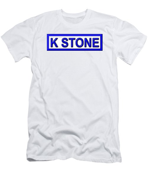 K Stone Men's T-Shirt (Athletic Fit)