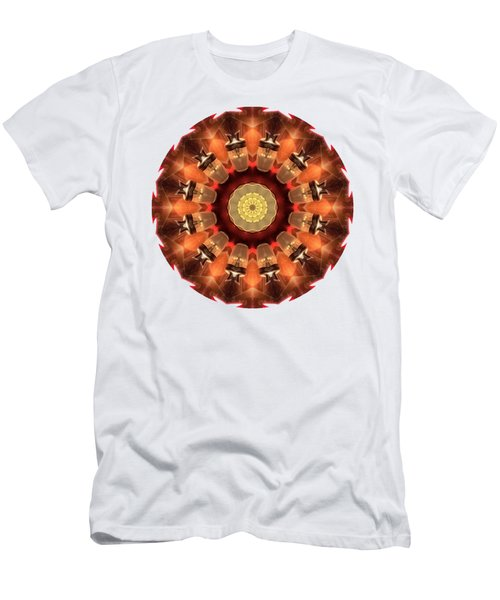 Kaleidos - Babalou01 Men's T-Shirt (Slim Fit) by Jack Torcello
