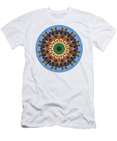 Kaleidos - Nantucket01 Men's T-Shirt (Slim Fit) by Jack Torcello