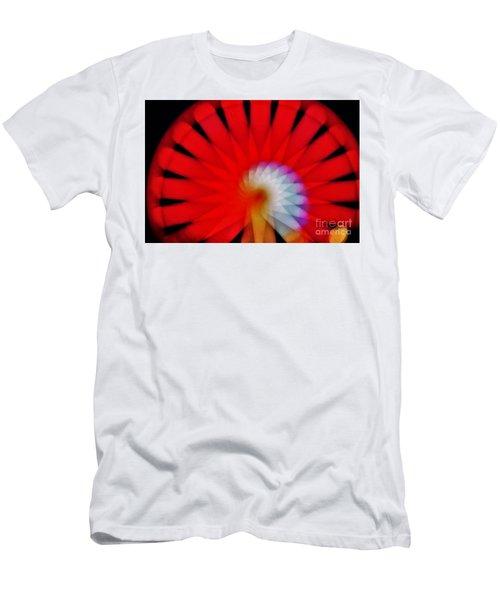 Kaleidoscope6 Men's T-Shirt (Athletic Fit)