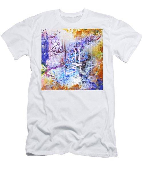 Katba A  Men's T-Shirt (Athletic Fit)