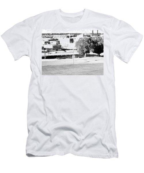 Kc Surrealism Men's T-Shirt (Athletic Fit)