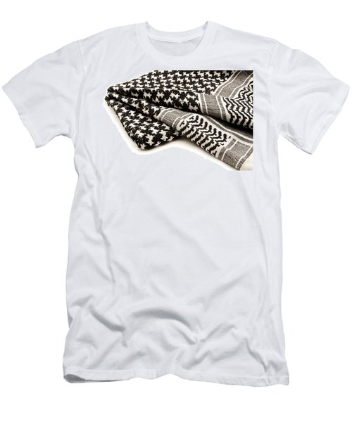 Keffiyeh Men's T-Shirt (Athletic Fit)