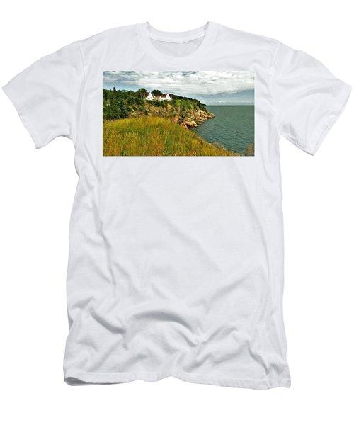 Keltic Lodge At Highlands 2 Men's T-Shirt (Athletic Fit)