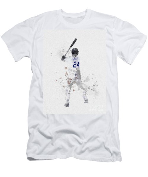 Ken Griffey Jr Men's T-Shirt (Athletic Fit)