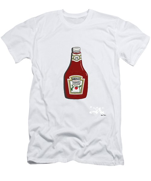 Ketchup Men's T-Shirt (Athletic Fit)