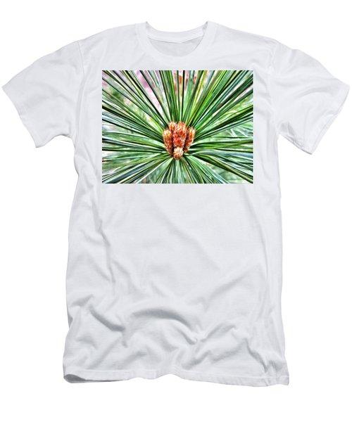 Keweenaw Pine Men's T-Shirt (Athletic Fit)