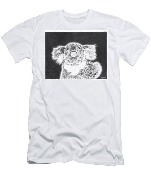 King Koala Men's T-Shirt (Athletic Fit)