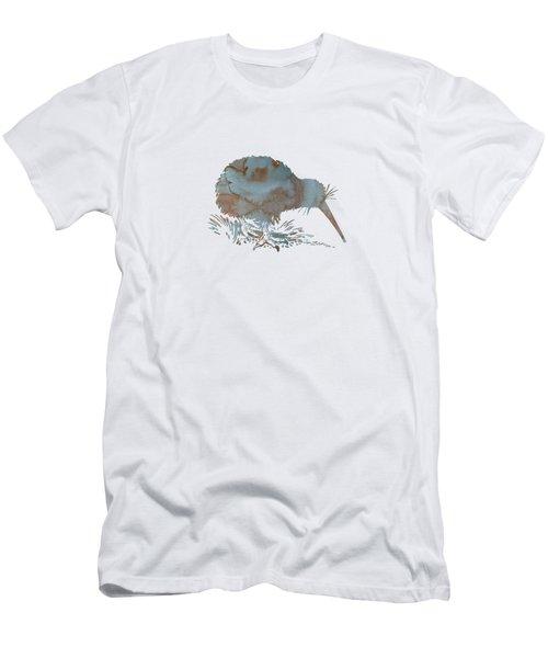 Kiwi Men's T-Shirt (Slim Fit) by Mordax Furittus