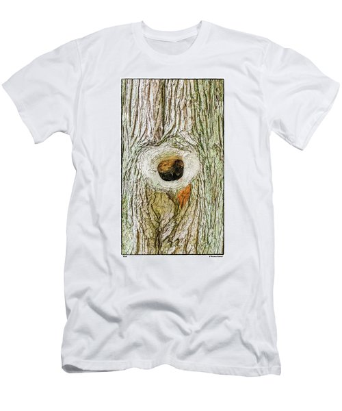 Knot Men's T-Shirt (Slim Fit) by R Thomas Berner