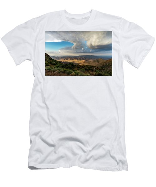 Kwaaymii Point Monsoon Men's T-Shirt (Athletic Fit)