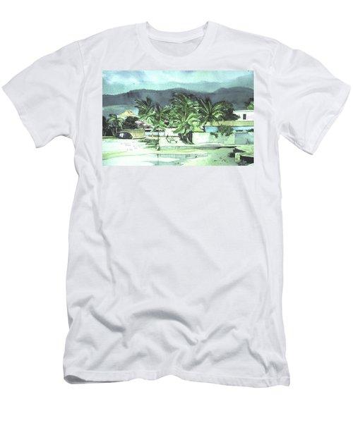 La Vela Men's T-Shirt (Athletic Fit)