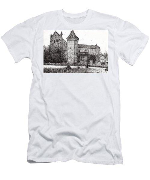 L'abbeye Blassimon Men's T-Shirt (Athletic Fit)