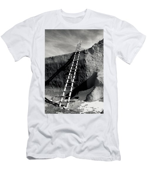 Ladder To The Sky Men's T-Shirt (Athletic Fit)