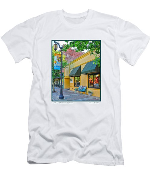 Lady C Storefront-sylvania Men's T-Shirt (Athletic Fit)