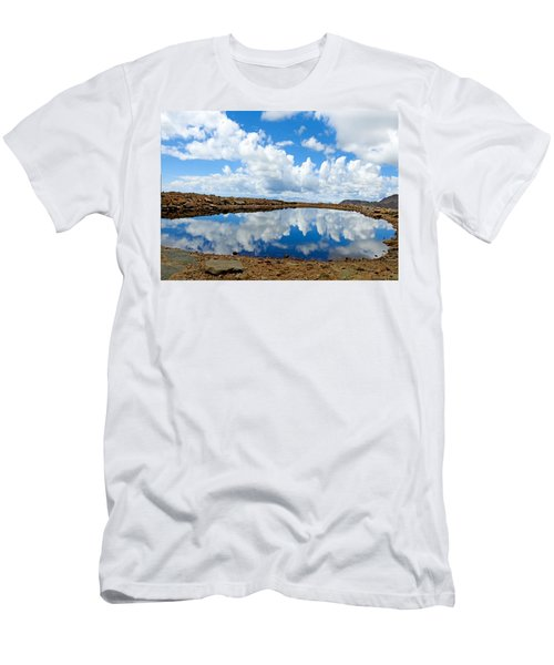 Lake Of The Sky Men's T-Shirt (Athletic Fit)