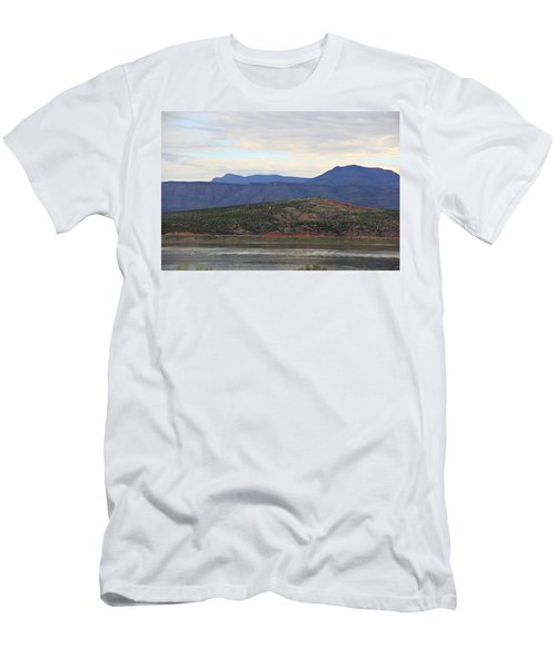 Lake Roosevelt 1 Men's T-Shirt (Athletic Fit)