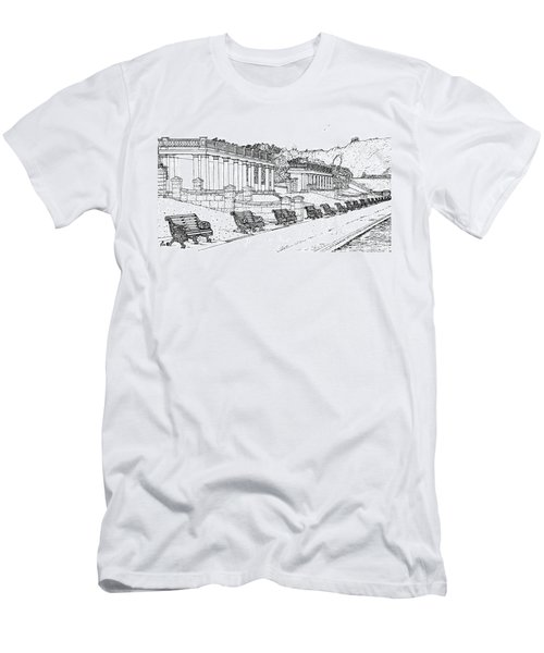 Lakeside. Barry Men's T-Shirt (Athletic Fit)