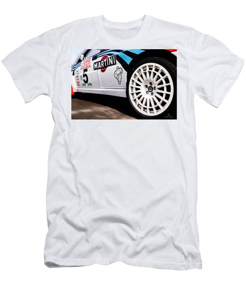 Lancia Delta Hf Integrale Men's T-Shirt (Athletic Fit)
